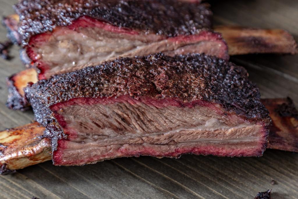 Smoked Beef Short Ribs Manbeyondthecave Com